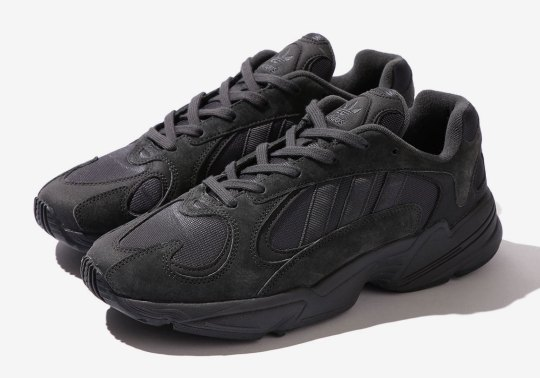 BEAMS And adidas Go Triple Black With The Yung-1