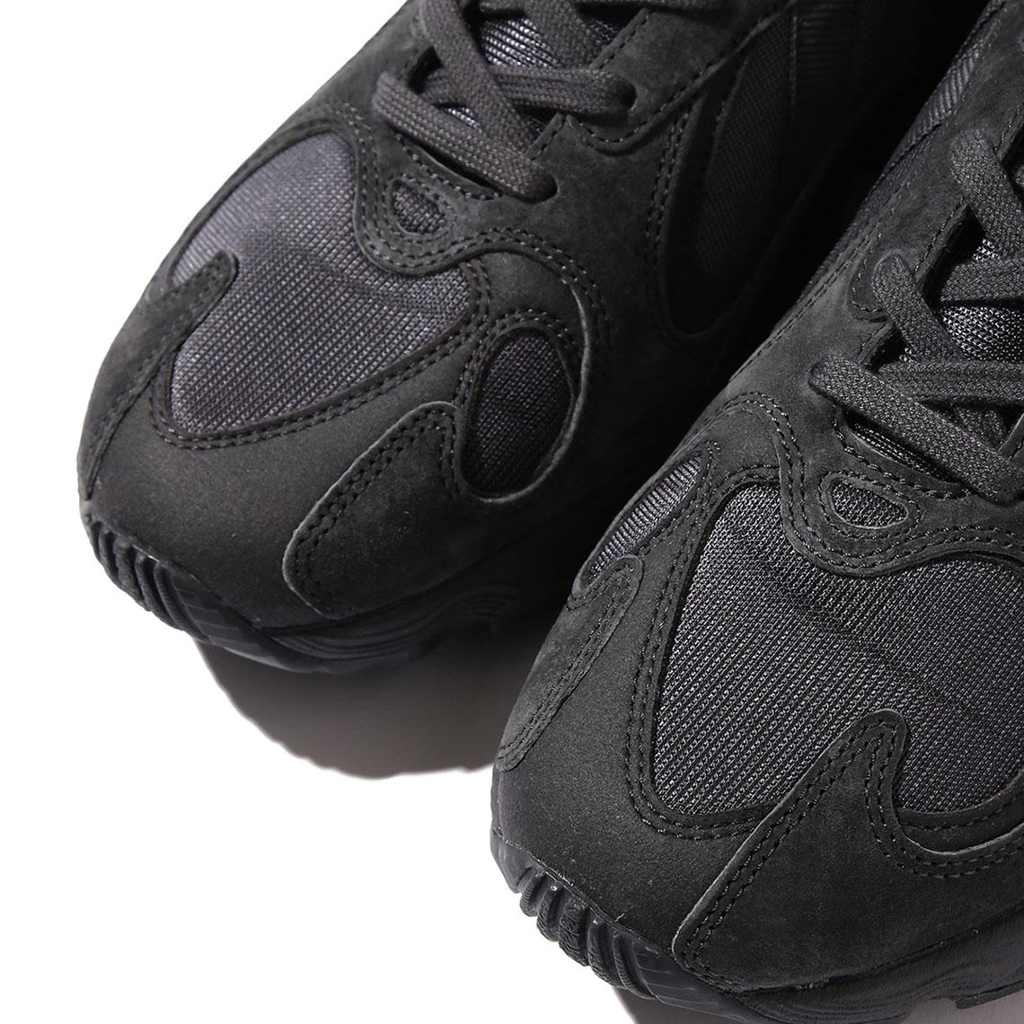 official photos 0bdb1 e51d6 BEAMS adidas Yung 1 Triple Black Release Info  SneakerNews.c