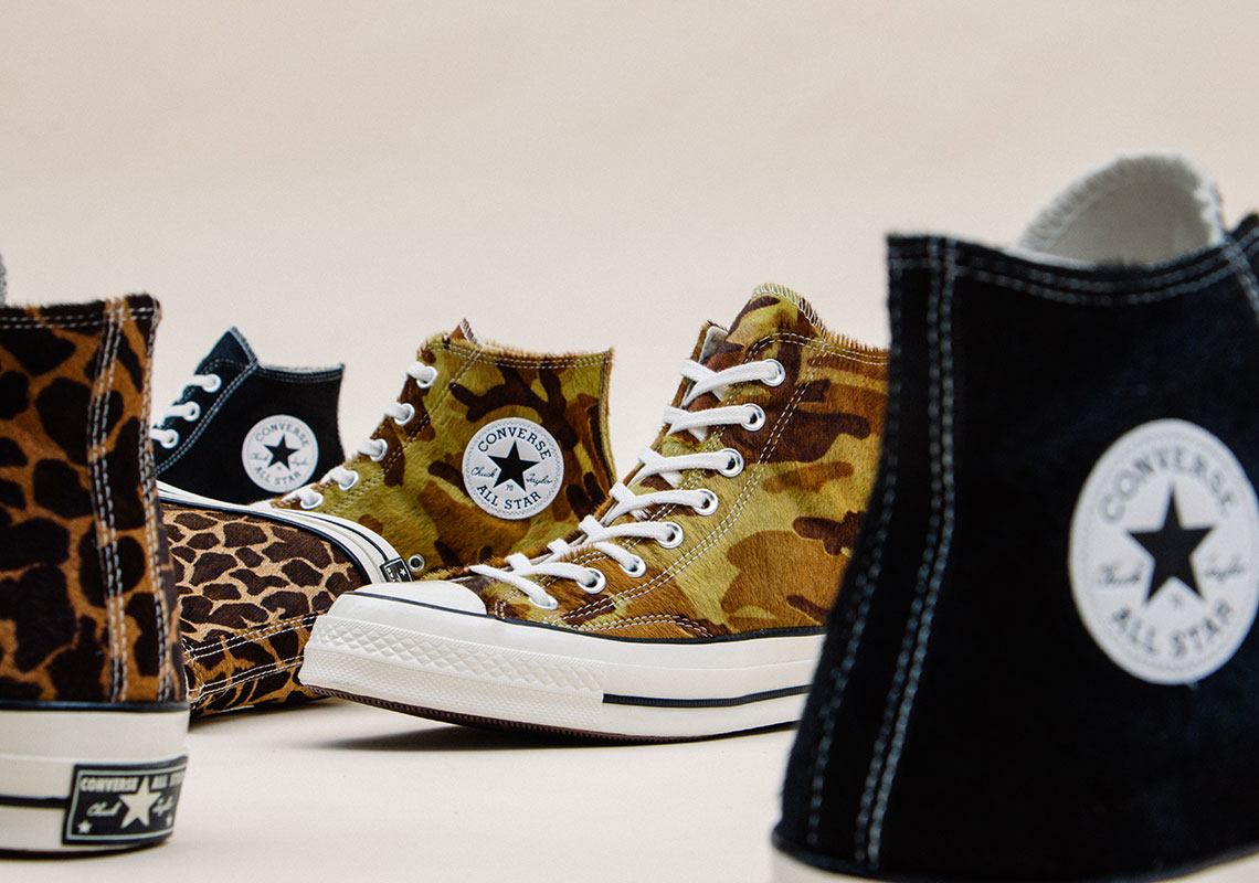 Converse Chuck 70 High Pony Hair Pack Release Date