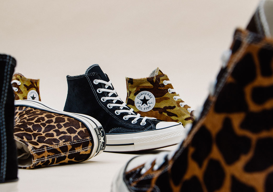 242fc6a58a0 Converse Chuck 70 High Pony Hair Pack Release Date