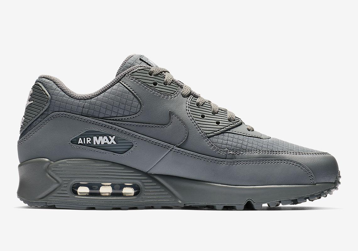 Nike AIr Max 90 Triple Grey AJ1285 017 Release Info