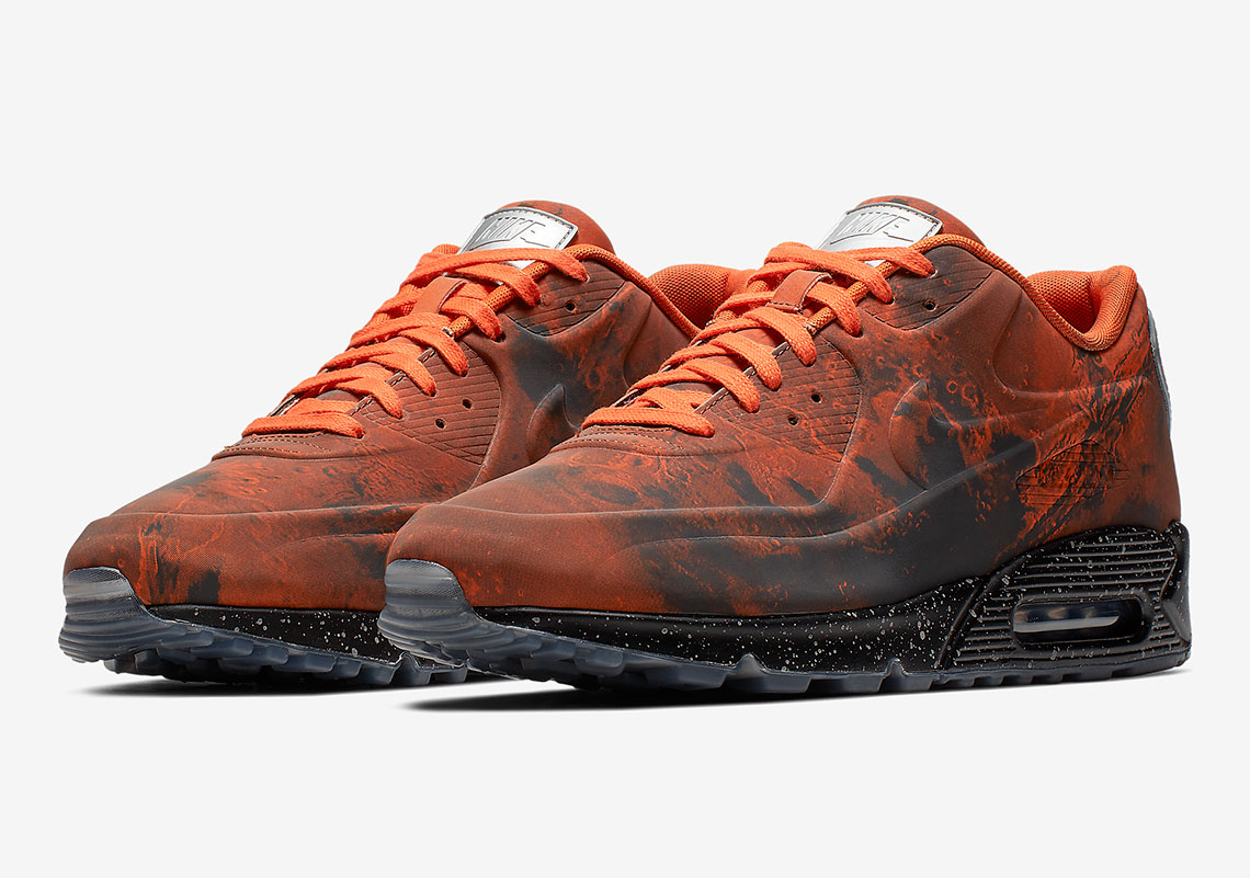 "best authentic cd32c a9962 A Nike Air Max 90 ""Mars Landing"" Is Releasing on March 16th"