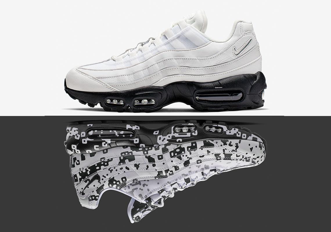 Nike Damen Air Max 95 SE Weiß | AQ4138 102 |