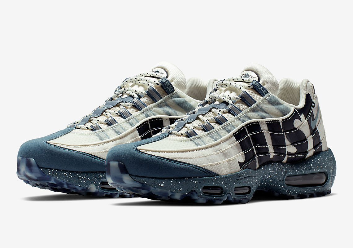 "promo code 44cb5 66d6d A Japan Exclusive Nike Air Max 95 ""Mt. Fuji"" Is Coming Soon"
