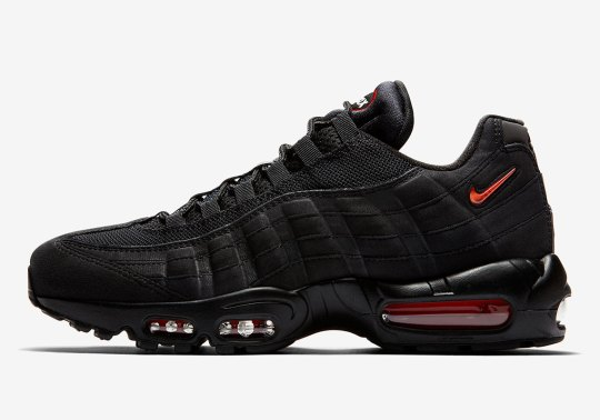 Nike Air Max 95 SC Returns With Jewel Swoosh Logos