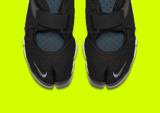 The Nike Air Rift, A Japanese Derived Design, Is Coming Back Soon