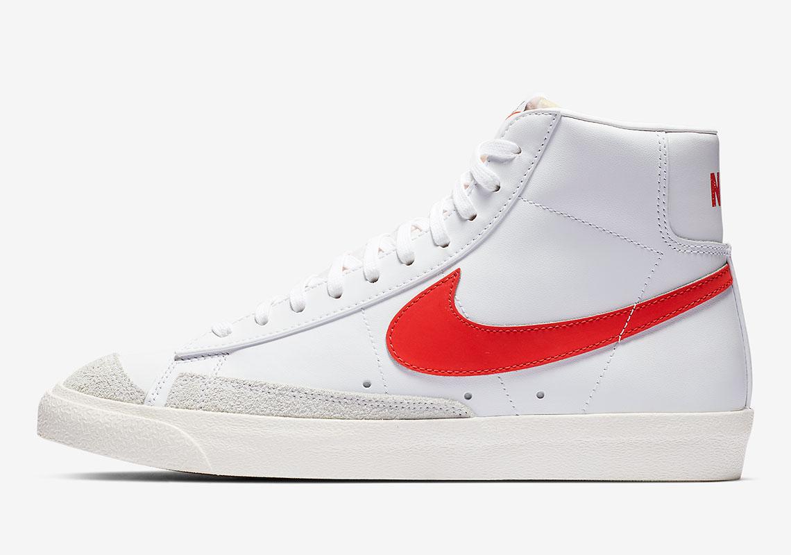 0ccceab7dfdf1 Nike Blazer Mid 77 Vintage Blazer Mid Store List Release Date  February  14th