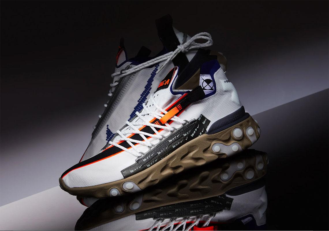 Nike React WR ISPA Slated For February 23rd Release