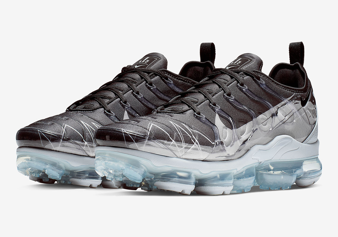 timeless design 5a970 d8991 Nike Vapormax Plus BV7827 001 Release Info | SneakerNews.com