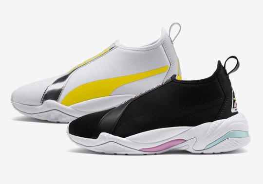 Puma Releases A Mid-Cut Version Of The Popular Thunder Silhouette