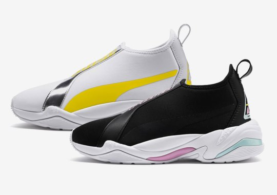 a37778637b5f Puma Releases A Mid-Cut Version Of The Popular Thunder Silhouette