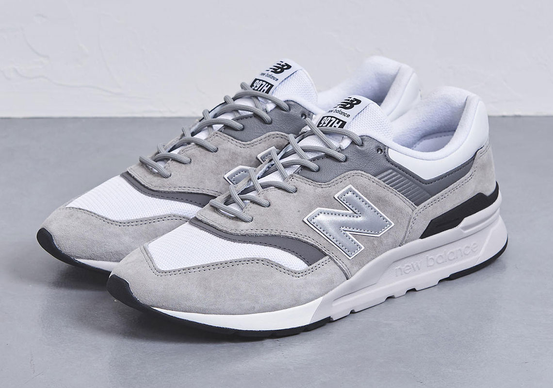 980a3d3b1a709 United Arrows New Balance 997 H Grey Release Info | SneakerNews.com