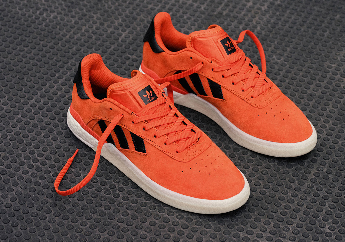 9cc6e26bac50 adidas Skateboarding Continues The 3ST Series With New 004 Model