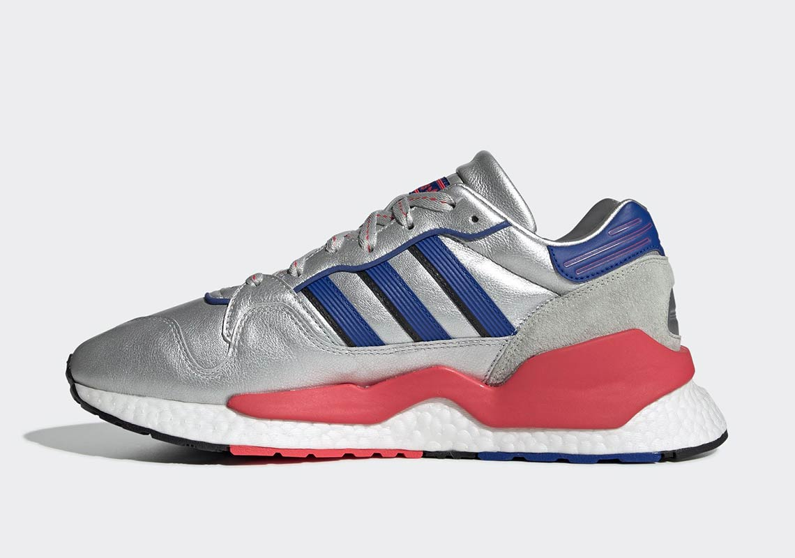adidas ZX930 EQT Micropacer Silver EF5558 Release Info  f62d513d5