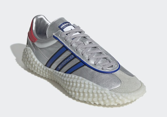 best website e4c24 496a5 The adidas Country Kamanda Returns Soon With This Iconic Micropacer Look