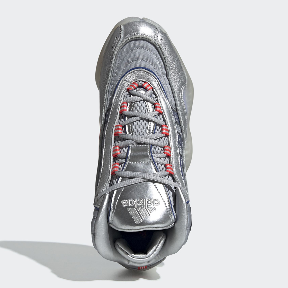 new concept cdd4d 57ef8 adidas Crazy 98 Micropacer BYW Silver EF5537 Release Date ..