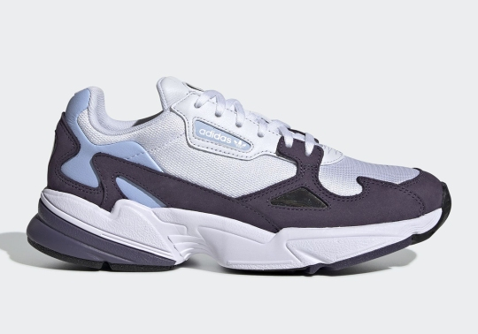 "The adidas Falcon ""Periwinkle"" Drops In March"