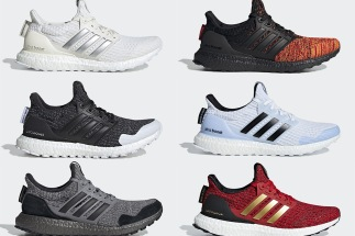 more photos 3fda5 39520 The Full Game Of Thrones x adidas Ultra Boost Collection Is Revealed