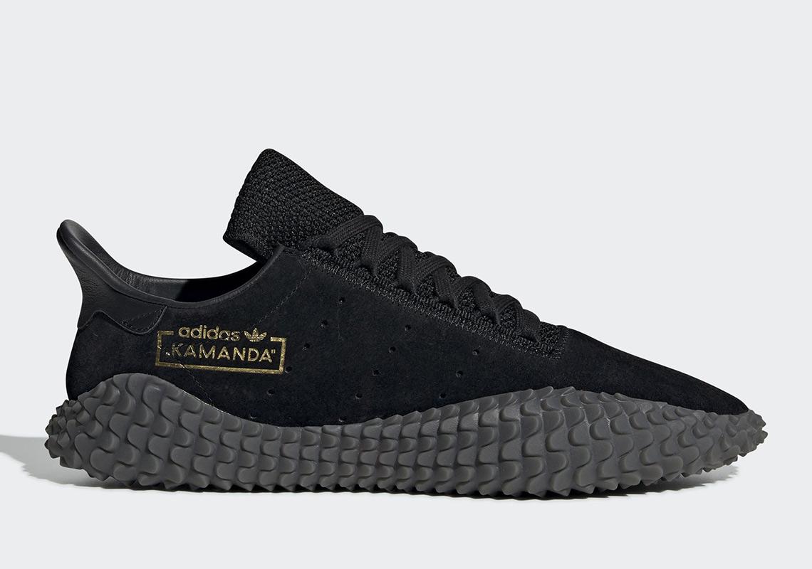 quality design 6286b 7bfa0 adidas Kamanda Release Date  March 1st, 2019  130. Color  Core Black Core  Black Carbon