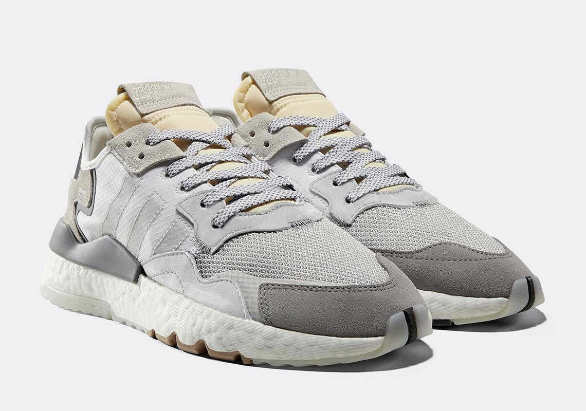 super popular 528b5 a21e8 adidas Nite Jogger Grey Pack BD7933 + CG5950  SneakerNews.co