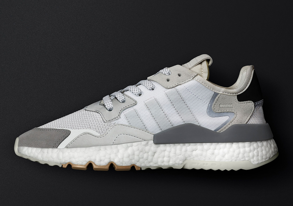 "Adidas Nite Jogger 2019 The adidas Nite Jogger ""Grey Pack"" Launches Next Week"
