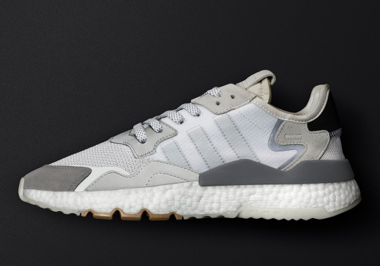 "The adidas Nite Jogger ""Grey Pack"" Launches Next Week"