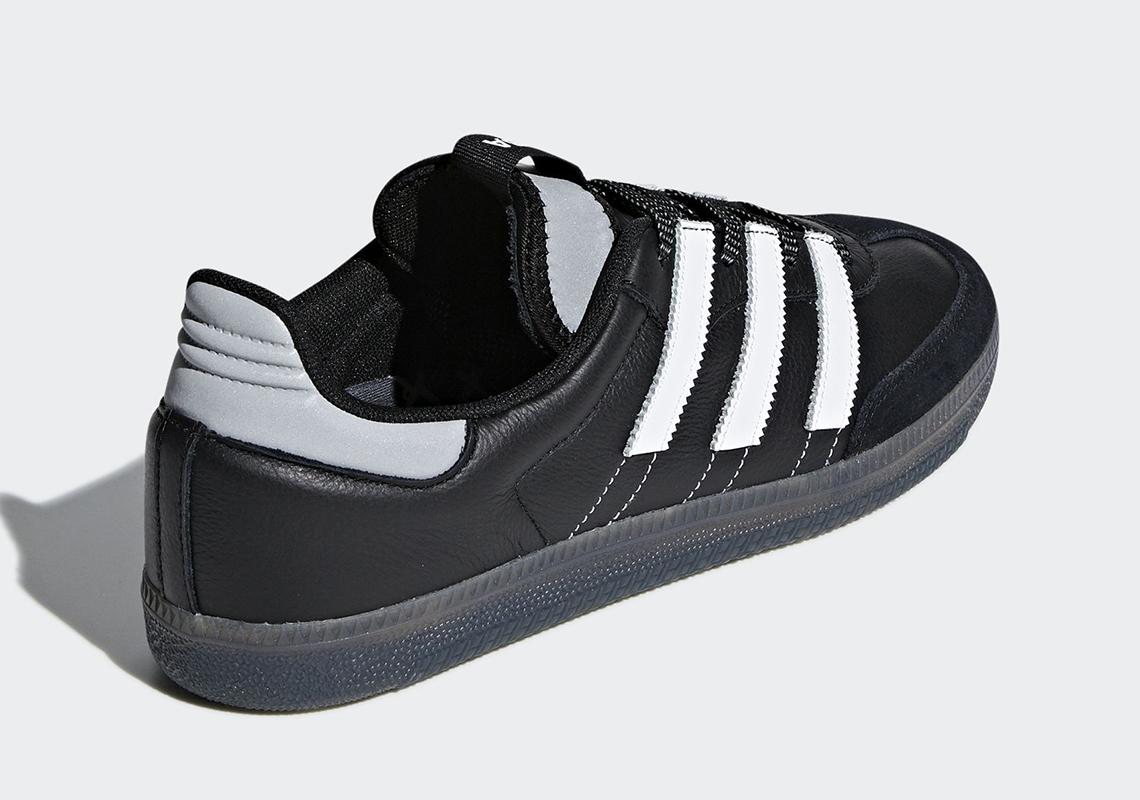 b2258a671 adidas Samba OG MS Black Yellow BD7523 + BD7541 Store List ...