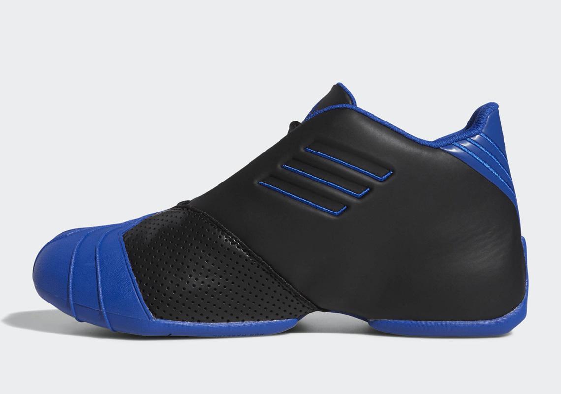 f4ff66042e62 adidas T-MAC 1 Blue Black EE6843 Release Info