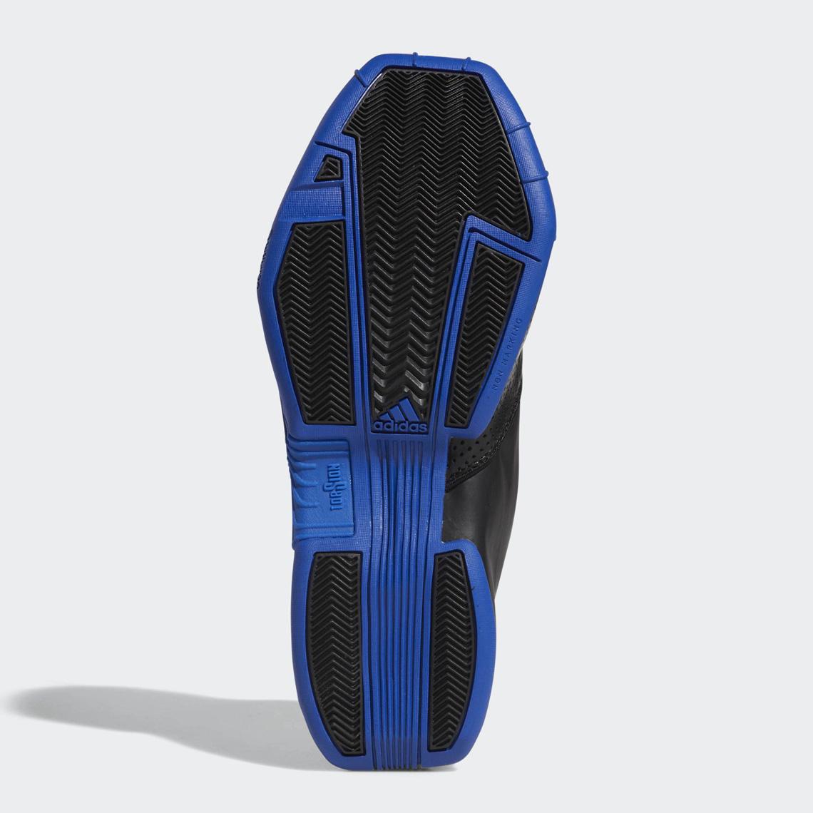 adidas T-MAC 1 Blue Black EE6843 Release Info  892cc6d77