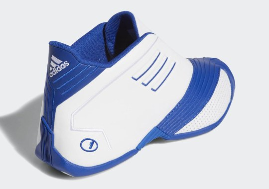 new products cb49a fe6cc The adidas T-MAC 1 Retro Is Also Returning In Home Orlando Colors