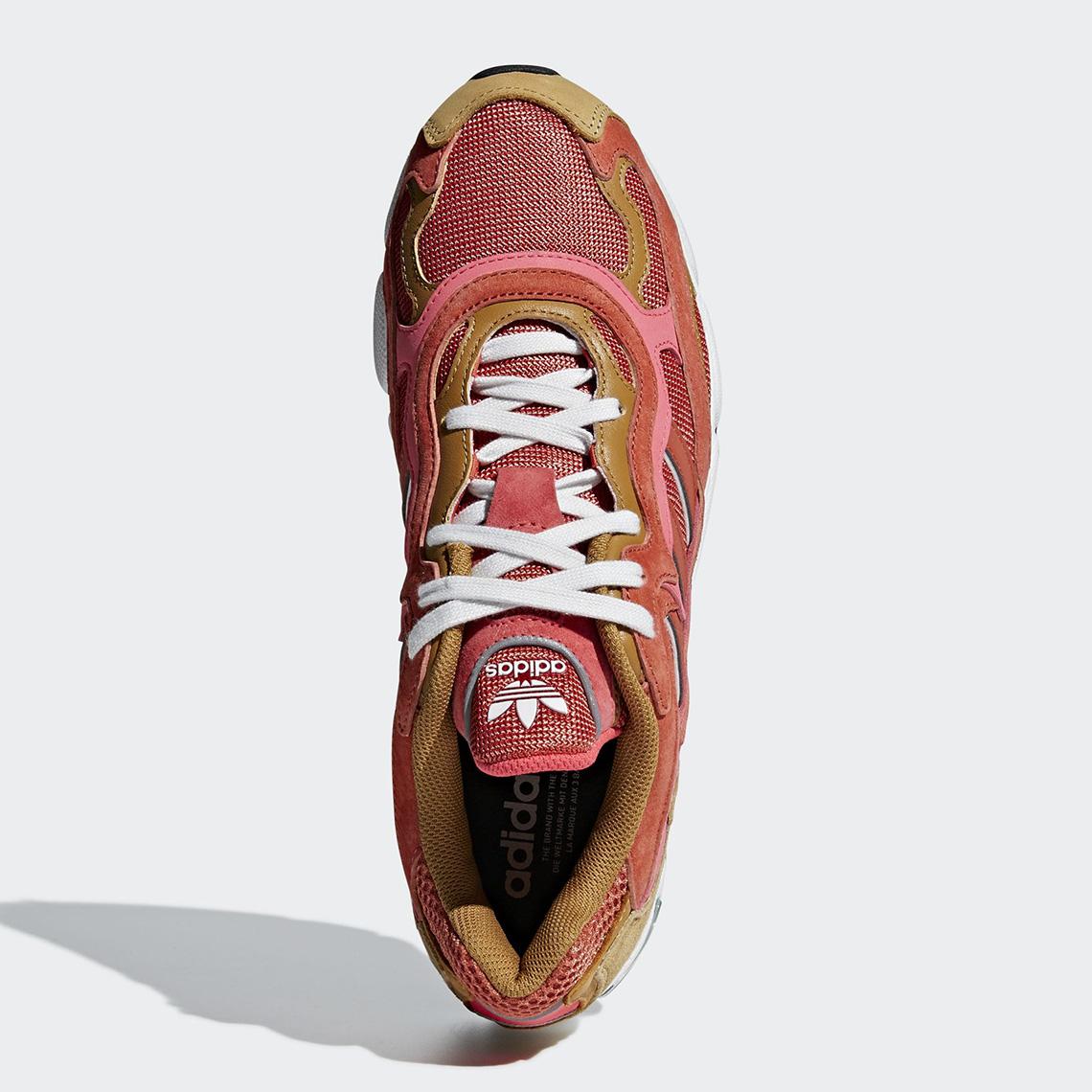 timeless design c1f7d c3173 adidas Temper Run Raw Amber G27922 Release Info  SneakerNews