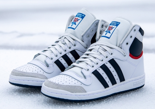 adidas Originals And Detroit Bring Back The Top Ten In The City That Made It Hot