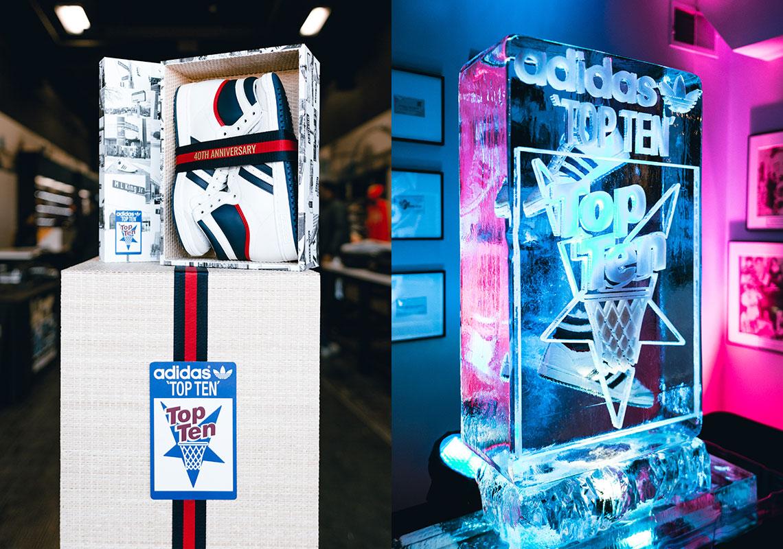 e00c75ae7e66 adidas Originals And Detroit s Mr. Alan s Celebrate 40th Anniversary Of Top  Ten