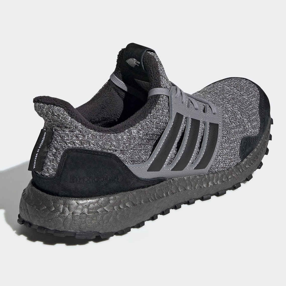 "118c501cf Game Of Thrones x adidas Ultra Boost ""Night s Watch"" Release Date  March  22"