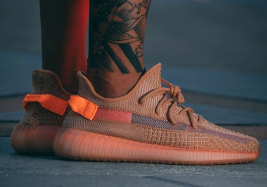"""c764a66a862 Detailed Look At The adidas Yeezy Boost 350 v2 """"Clay"""""""