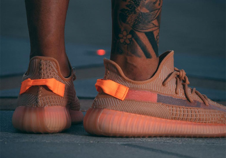 Available Today: adidas Yeezy Boost 350 V2 Clay