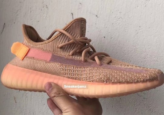 """First Look At The adidas Yeezy Boost 350 v2 """"Clay"""""""