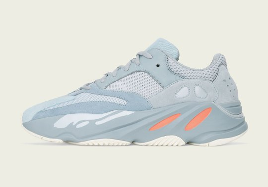 "Where To Buy The adidas Yeezy Boost 700 ""Inertia"""