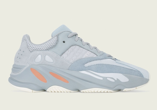 "The adidas Yeezy Boost 700 ""Inertia"" Releases On March 9th"