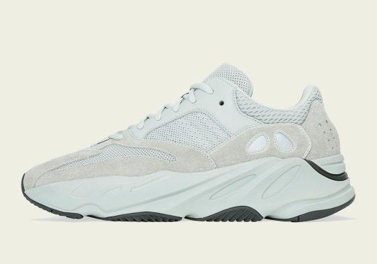 "adidas Officially Announces The Yeezy Boost 700 ""Salt"" Release"
