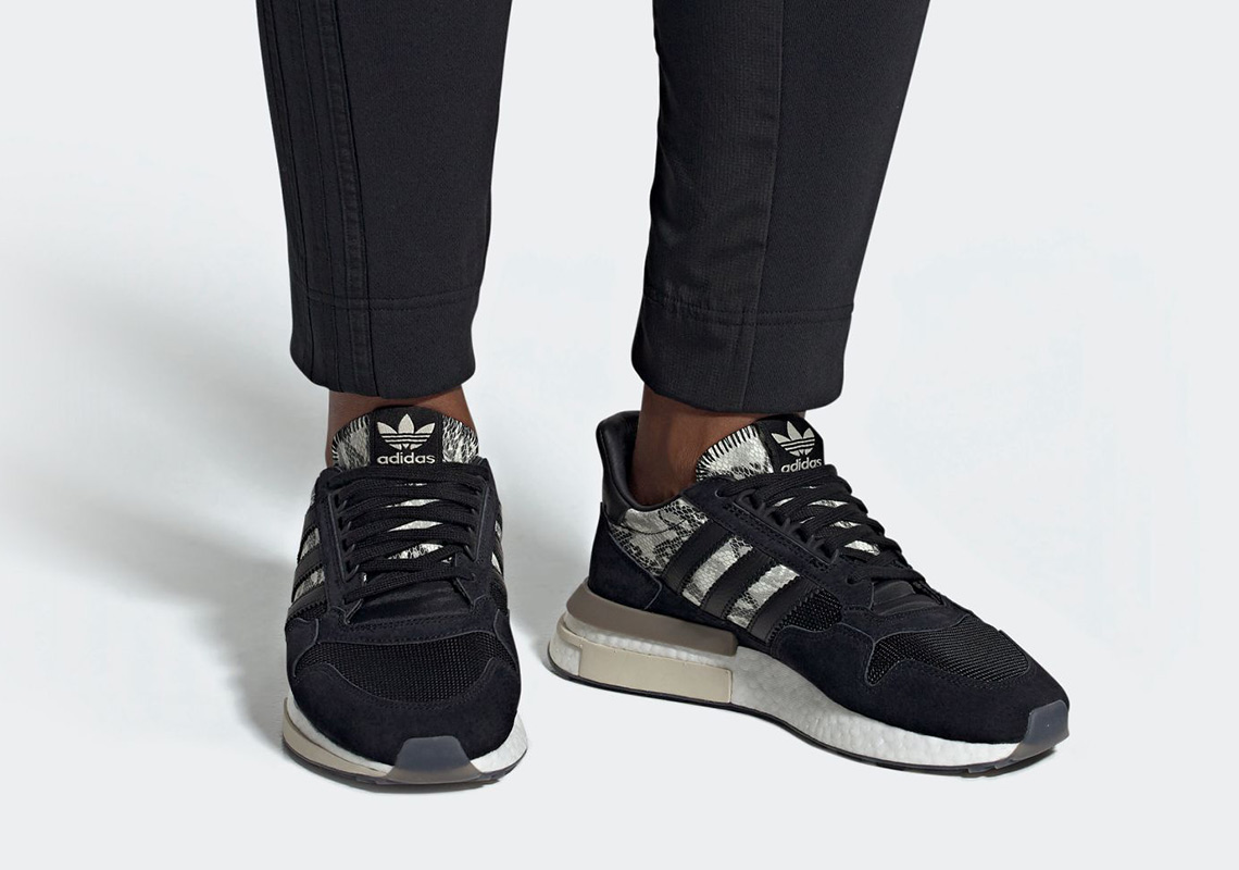 e45e2581f00df adidas ZX 500 RM  140. Color  Core Black Core Black Cloud White Style Code   BD7924. Where to Buy. adidas Available  43einhalb Available