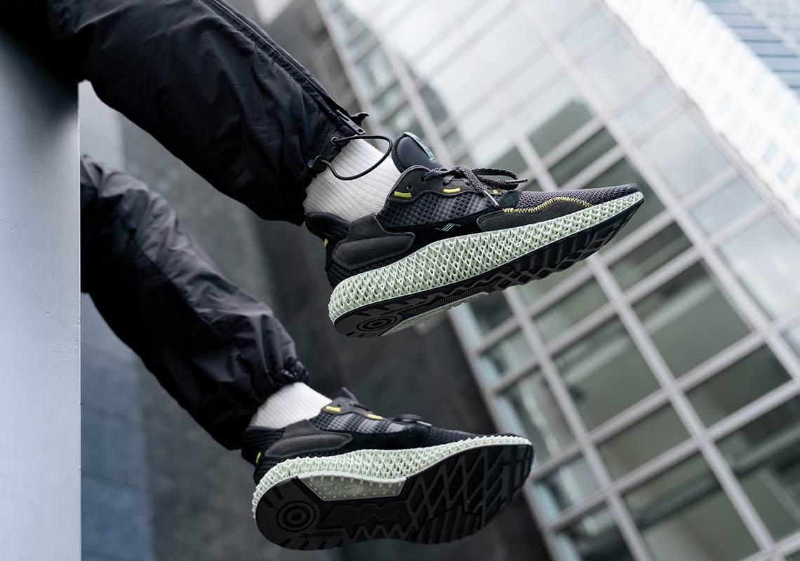 c767b1ea15d8f adidas ZX4000 4D Carbon Release Date + Info