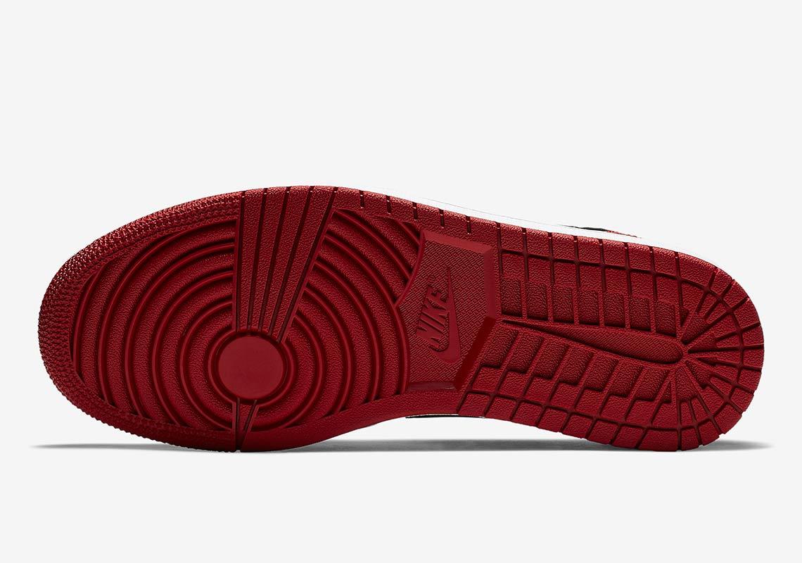 09017bb6f2c Air Jordan 1 Low SB Black Toe 553558-116 Release Info   SneakerNews.com