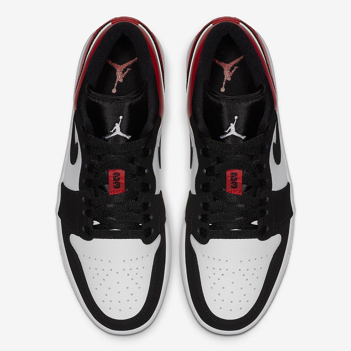 28bccecb25f Air Jordan 1 Low SB Black Toe 553558-116 Release Info | SneakerNews.com