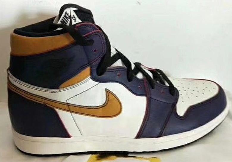Is A Nike SB x Air Jordan 1 Collaboration Coming?