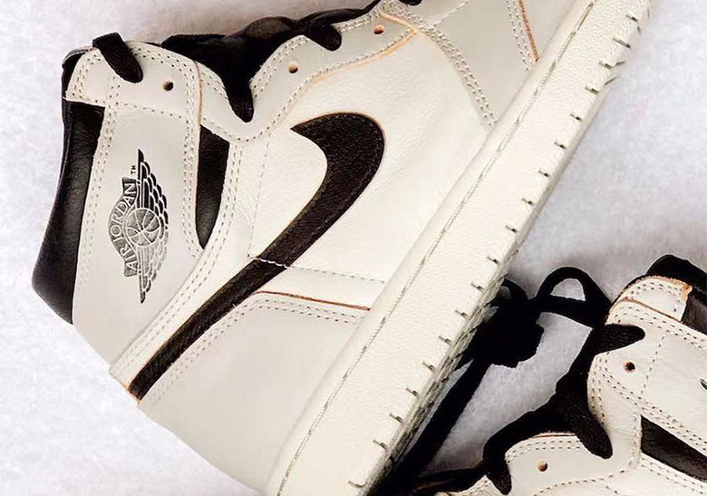 newest 28c17 04bd5 Nike SB Air Jordan 1 Releasing In White And Black