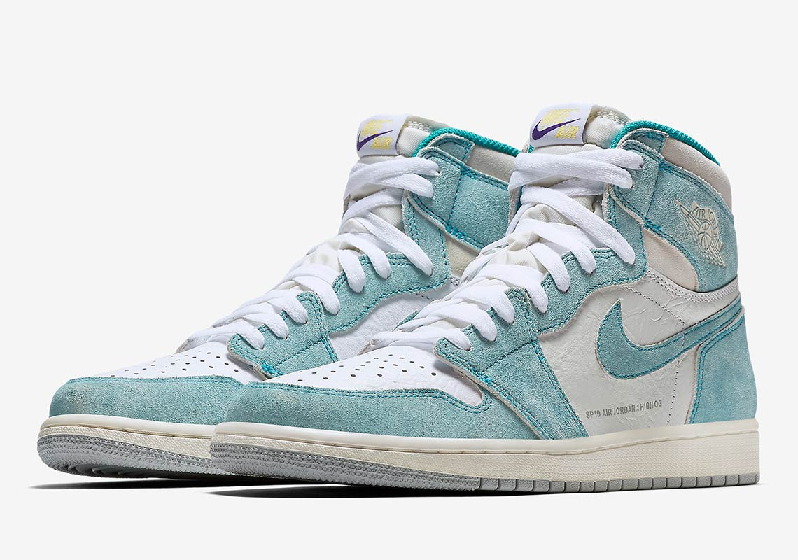 49339dc53d09 Air Jordan 1 Retro High OG More Info  Air Jordan 1 Turbo Green Release Date   February 15