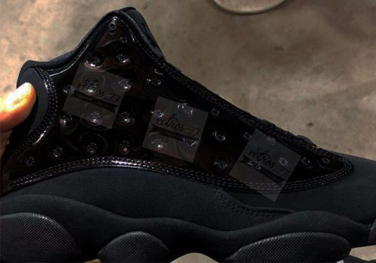 "Air Jordan 13 ""Cap And Gown"" To Release Around Graduation Time"