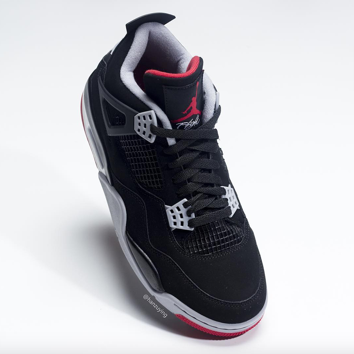 "27b928176fc Air Jordan 4 Retro OG Air Jordan 4 ""Bred"" Store List Release Date  May 4th"