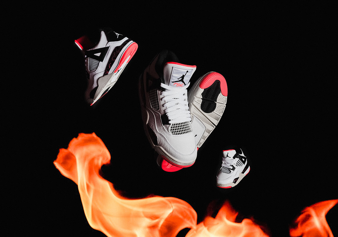 separation shoes e7360 90ec5 Air Jordan 4 Hot Lava 308497-116 Full Release Details   SneakerNews.com